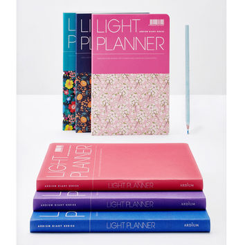 2016 Ardium Light dated planner scheduler