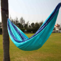 Nylon Camping Hammock - Home Goods