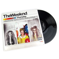 The Weeknd: Thursday Vinyl LP