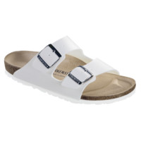 Birkenstock Classic, Arizona, Birko-Flor, Regular Fit, White