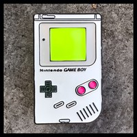 PORTABLE GAME SYSTEM enamel pin