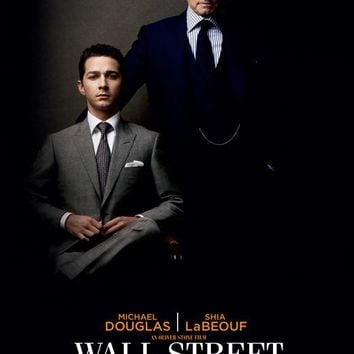 Wall Street: Money Never Sleeps 27x40 Movie Poster (2010)