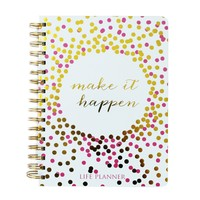 Pink Dots Life Planner
