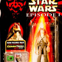 1998 - Hasbro - Kenner Collection - Star Wars - The Power of the Force - Princess Leia in Endor Gear - Special Limited Edition - w/ Gold Colelctor Coin - New - Out of Production - Limited Edition - Collectible