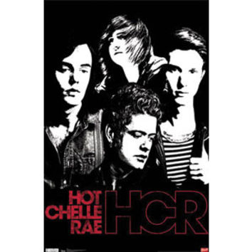 Hot Chelle Rae Domestic Poster