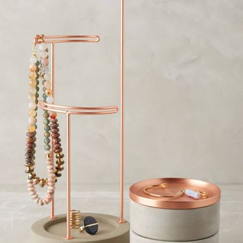 Tesora Jewelry Storage Collection