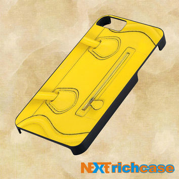 Celine Luggage Yellow For iPhone, iPod, iPad and Samsung Galaxy Case