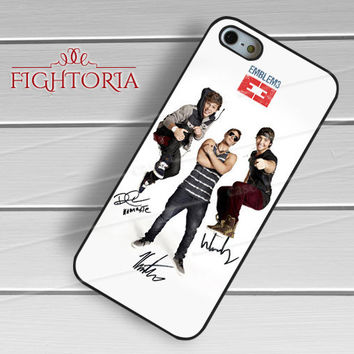 Emblem3 Jumping -3 for iPhone 6S case, iPhone 5s case, iPhone 6 case, iPhone 4S, Samsung S6 Edge