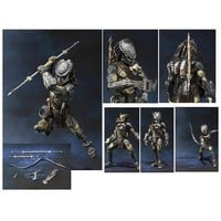 AVP Wolf Predator SH MonsterArts Action Figure, Not Mint - Bandai Japan - Alien vs. Predator - Action Figures at Entertainment Earth