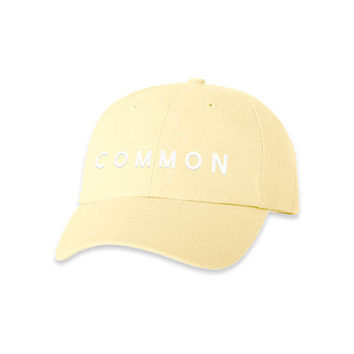 COMMON CULTURE BASEBALL HAT | Apparel | Common Culture Store