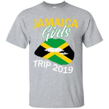 Jamaica Girls Trip 2019 T Shirt For Women Kids Ultra Cotton T-Shirt
