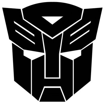 Transformers Autobot Optimus Prime Logo Vinyl Decal Sticker Car Truck Window Wal