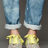 Free People Clothing Boutique > Ditsy Gola Sneaker