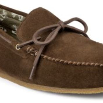 Sperry Top-Sider R&R 1-Eye Moc Slipper Brown, Size 10M  Men's Shoes