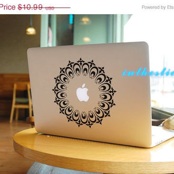 DISCOUNT Decal for Macbook Pro Air or Ipad by inthesticker on Etsy