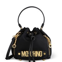 Small Fabric Bag Women - Moschino Online Store