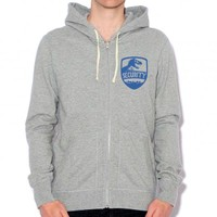 JURASSIC WORLD SECURITY GREY AND BLUE HOODIE