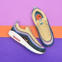 Nike Air Max 97 Men Women Running Shoes Sneaker