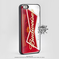 Budweiser Can Phone Case For Iphone, Ipod, Samsung Galaxy, Htc