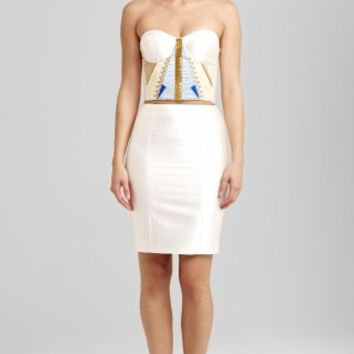 BY THE GODS PENCIL SKIRT - Spring/Summer 2014