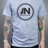 BOMPA: AWOLNATION -  Circle Logo - Heather Grey - AWOLNATION | Welcome to BOMPA