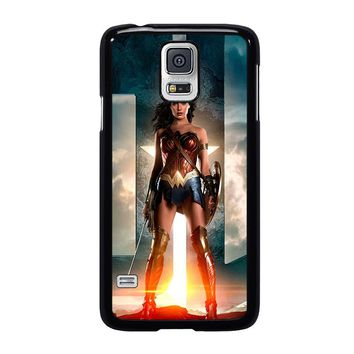 WONDER WOMAN GAL GADOT Samsung Galaxy S5 Case Cover