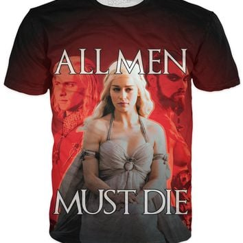 Game of Thrones Daenerys Targaryen T-Shirt