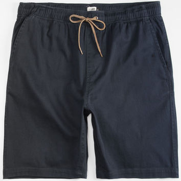 Lira Forever Mens Volley Shorts Navy  In Sizes