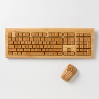 Bamboo Keyboard & Mouse