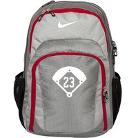 Softball or Baseball Gear Nike Backpack at Customized Girl