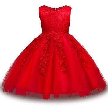 Girls Flower Girl/Special Occasion Dress