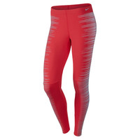 Women's Nike Printed Reflective Leggings