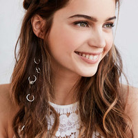 Regal Rose Ancient Myth Braid Ring - Urban Outfitters