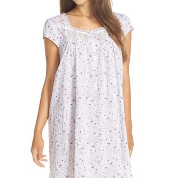Women's Eileen West 'Enchantment' Short Nightgown,