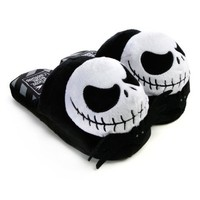 Jack Skellington Slippers for Women XL/12-13