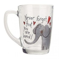 You Are Loved Cup by goodbuy on Zibbet