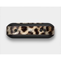 The Leopard Furry Animal Hide Skin Set for the Beats Pill Plus