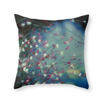 Society6 Monet's Dream Throw Pillow