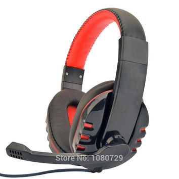Brand T560 Deep Bass Game Headphone Stereo 3.5mm Over-Ear Gaming Headset Headband Earphone with Microphone for Computer PC Gamer