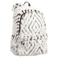 Fur Kite Kilim Backpack