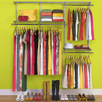 Closet Kits | Configurations | Home Free | Closet Organization | Rubbermaid