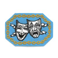 Comedy / Tragedy Patch