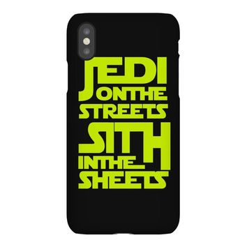 Jedi On The Streets Sith In The Sheets iPhoneX