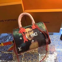 2019 New LV Louis Vuitton Women Leather Monogram Handbag Neverfull Bags Tote Shoulder Bag Wallet Purse Bumbag Fashion Discount   Cheap Bags Best Quality