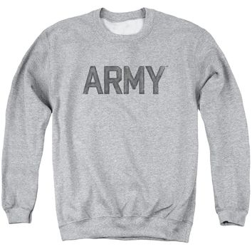 Army - Star Adult Crewneck Sweatshirt
