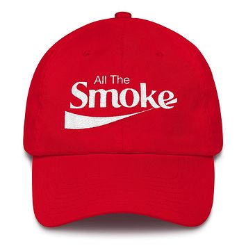 All The Smoke - Dad Cap