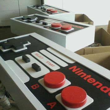 NES Controller Coffee Table ( Nintendo, Zelda,Mario,Retro)