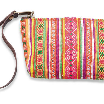 JADEtribe Textile Pouch