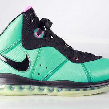 Nike Men's LeBron 8 VIII 'Pre-Heat' South Beach