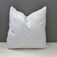 Down Pillow Insert: Down and Feather Blend Throw Pillows, Down Pillow Forms for Decorative Throw Pillows